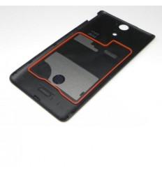 Sony Xperia V LT25I tapa batería negro