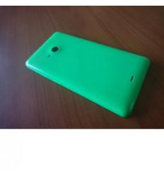 Nokia Lumia 535 tapa batería verde