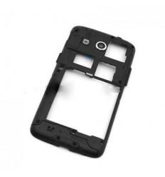Samsung Galaxy G386F carcasa trasera negro original