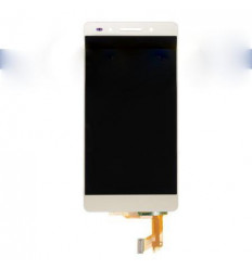 Huawei Honor 7 original display lcd with gold touch screen