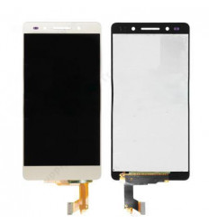 Huawei Honor 7 original display lcd with white touch screen