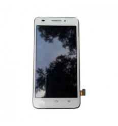 Huawei Ascend G620s pantalla lcd + táctil blanco + marco ori