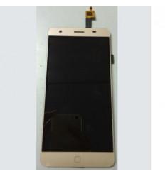 Elephone P7000 pantalla lcd + táctil dorado original