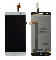 Elephone P7000 pantalla lcd + táctil blanco original