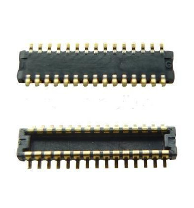 iPhone 3G/3GS digitizer flex FPC connector