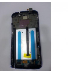 Alcatel One Touch Hero 2 original display lcd with black tou