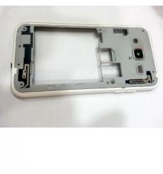 Samsung Galaxy J5 J500 J500F carcasa trasera blanco original