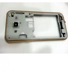 Samsung Galaxy J5 J500 J500F carcasa trasera dorado original
