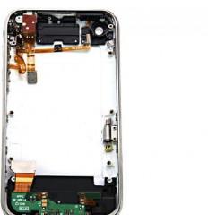 iPhone 3G carcasa trasera completa blanca