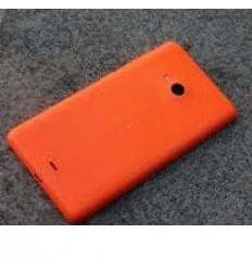 Nokia Lumia 535 tapa batería naranja