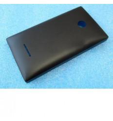 Nokia Lumia 435 tapa batería negro