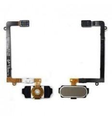 Samsung Galaxy S6 Edge G925F flex home dorado original