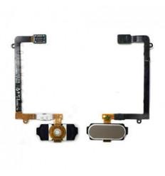 Samsung Galaxy S6 G9200 G920F original gold home flex cable