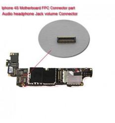 iPhone 4s conector FPC jack audio original