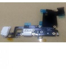iPhone 6S plus conector de carga y jack audio blanco origina