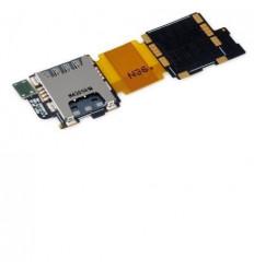 Samsung Galaxy S5 I9600 SM-G900F SM-G900 flex lector sim ori