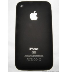 iPhone 3G black cover black