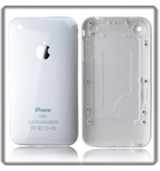 iPhone 3G white back cover