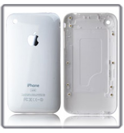 iPhone 3GS white back cover