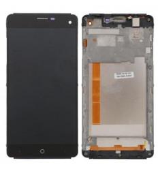 Elephone G7 pantalla lcd + táctil negro + marco original