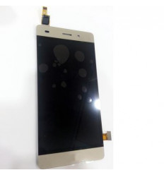 Huawei Ascend P8 Lite original display lcd with gold touch s