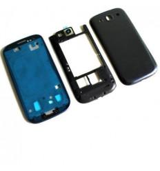 Samsung Galaxy s3 i9300 carcasa completa negro