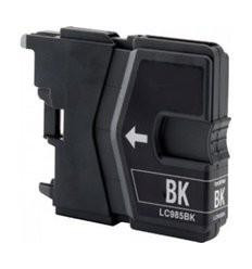 Brother recicled cartridge LC985BCK black