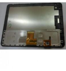Bq Curie pantalla lcd + táctil negro original outlet