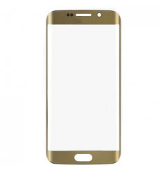 Samsung Galaxy s6 Edge Plus G928 original gold lens