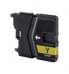 Brother recicled cartridge LC985 yellow
