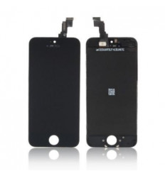 iPhone 5C compatible display lcd with black touch screen