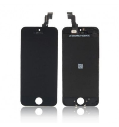 iPhone 5C pantalla lcd + táctil negro compatible