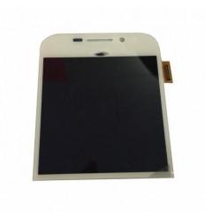 Blackberry Q20 pantalla lcd + táctil blanco original
