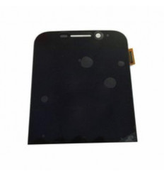 Blackberry Q20 original display lcd with black touch screen