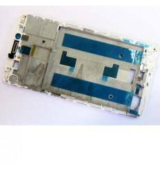 Huawei Ascend Mate 7 carcasa frontal blanco original