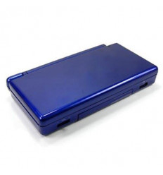 Case- Metallic blue for NDS Lite
