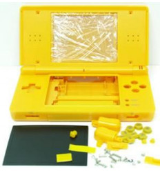 Carcasa DSLite amarilla