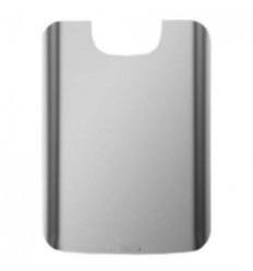 Nokia E5-00 E5 00 tapa batería plata