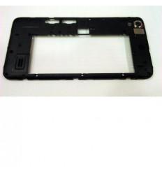 Huawei Ascend G620S carcasa trasera negro original
