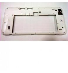 Huawei Ascend G620S carcasa trasera blanco original