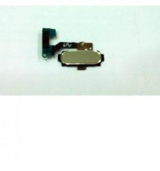 Samsung Galaxy A8 A8000 flex botón home dorado original
