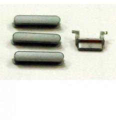 iPhone 6s set 4 piezas botones negro original
