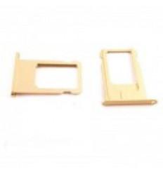iPhone 6S plus soporte sim dorado original