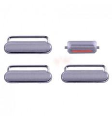 iPhone 6s plus set 4 piezas botones negro original