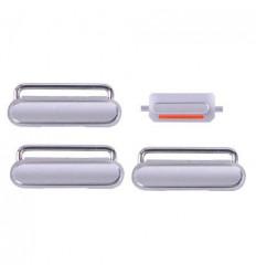 iPhone 6s plus set 4 piezas botones blanco original