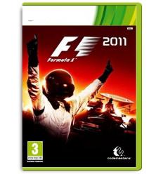 Formula1 2011 Xbox 360