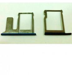 Htc one E8 set 2 piezas soporte sim y memoria azul