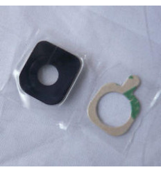 LG Flex D958 D950 F340 cristal lente negro