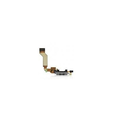 IPHONE 4GS original dock connector flex cable black