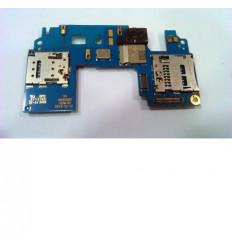 HTC E8 flex lector de sim + memoria original